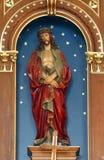 Jesus limitado Foto de Stock Royalty Free