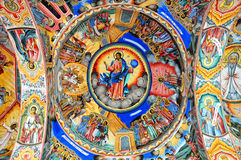 jesus malowidło ścienne obrazy obraz Obraz Royalty Free