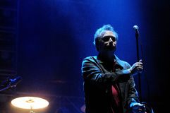The Jesus and Mary Chain band performs at Heineken Primavera Sound 2013 Festival Stock Image