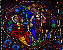 Jesus and Mary Royalty Free Stock Photo