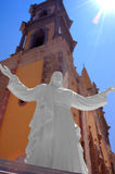Jesus in Mexico Royalty Free Stock Images