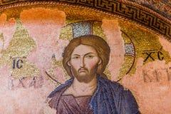 Jesus Mosaic Stock Photos