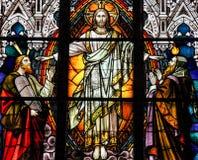 Jesus, Moses och Isaiah Arkivfoto
