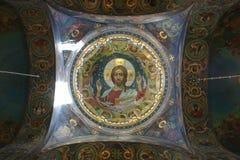 jesus mozaiki rosjanin Obraz Royalty Free
