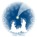 Jesus nativity Royalty Free Stock Image