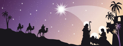 Jesus nativity Royalty Free Stock Photo