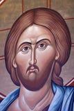 Jesus portrait Stock Photography