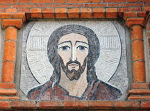 Jesus portrait Royalty Free Stock Image