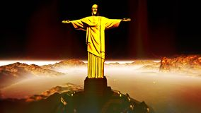 Jesus the Redeemer Royalty Free Stock Images