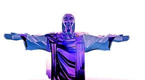 Jesus the Redeemer Stock Photo
