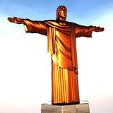 Jesus the Redeemer Stock Image