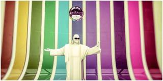 Jesus redeemer Royalty Free Stock Photography