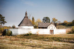 Jesus's Chapel. In Odorheiu Secuiesc city, Romania Stock Photo