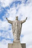 Jesus Sacred Heart monument Royalty Free Stock Image