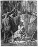 Jesus Scourged Images stock