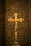 Jesus Sculpture Religion transversal imagens de stock