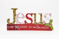 Jesus Season Royaltyfri Foto
