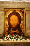 jesus stående Royaltyfri Fotografi
