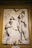 Jesus and St. John the Baptist Royalty Free Stock Photos