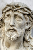 Jesus Statue. The Head of a Jesus Statue Royalty Free Stock Photography