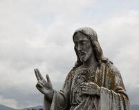 Jesus Statue Stock Photography