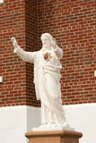Jesus Statue Royalty-vrije Stock Afbeelding