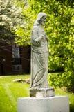 Jesus Statue Photographie stock
