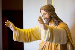Jesus Statue Stockfoto