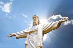 Jesus Statue Stock Images