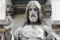 Jesus Statue Closeup Fotos de archivo libres de regalías
