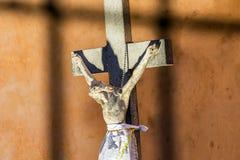 Jesus Statue Closeup Royalty Free Stock Photography