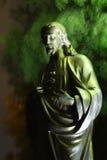jesus staty Royaltyfri Bild