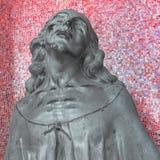 Jesus staty Royaltyfri Fotografi