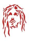 Jesus tattoo Stock Photos