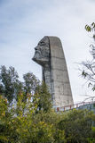 Jesus Terceiro Milenio Third Millennium Jesus Monument - Caxias tun Sul, Rio Grande do Sul, Brasilien Stockfoto