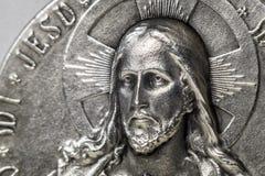 Jesus Token Macro Lizenzfreie Stockfotografie