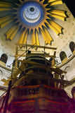 Jesus Tomb Construction Church Holy Sepulchre Jerusalem Israel Royalty Free Stock Photography