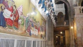 Jesus tomb stock video