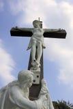 Jesus und Mary Stockbilder