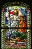 jesus uppståndelse arkivfoto