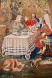 Jesus - Vaticanenmuseum, Roma Arkivbilder