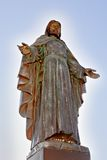 Jesus in voller Länge Stockfoto
