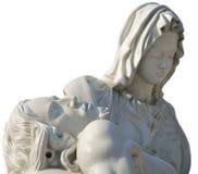 Jesus zur Jungfrau Marie stockfotografie