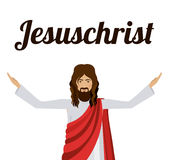Jesuschrist  design Royalty Free Stock Images