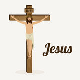Jesuschrist  design Stock Image