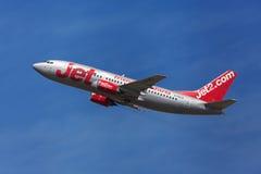 Jet2波音737-300 免版税库存图片