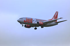 Jet 2 Aircraft royalty free stock image
