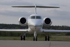 Jet aircraft Stock Photography