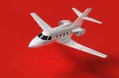 Jet aircraft. Royalty Free Stock Image