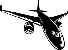 Jet airplane Stock Photos